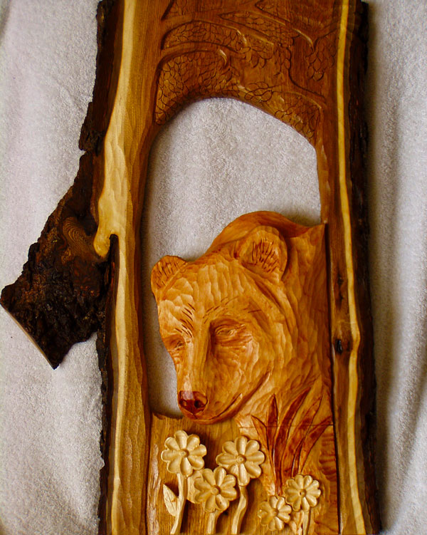 Little house woodcarving gallery